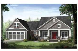 Craftsman Houses House Plans Floors Home