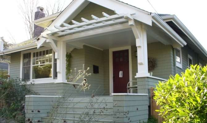 Craftsman Porch Porches Pinterest