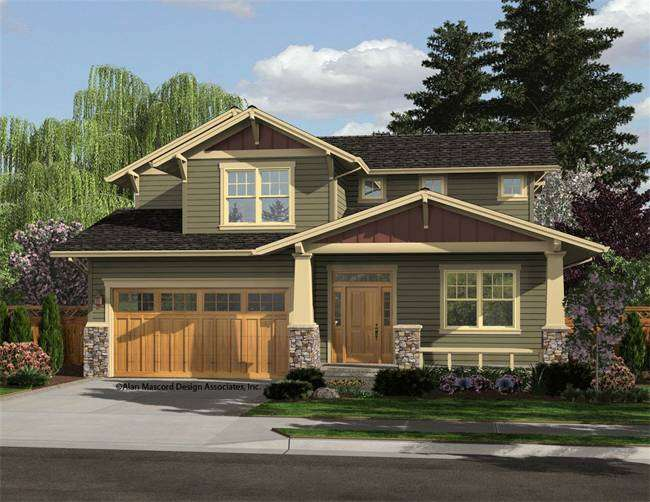 Craftsman Style Home Decor Design Green Energy