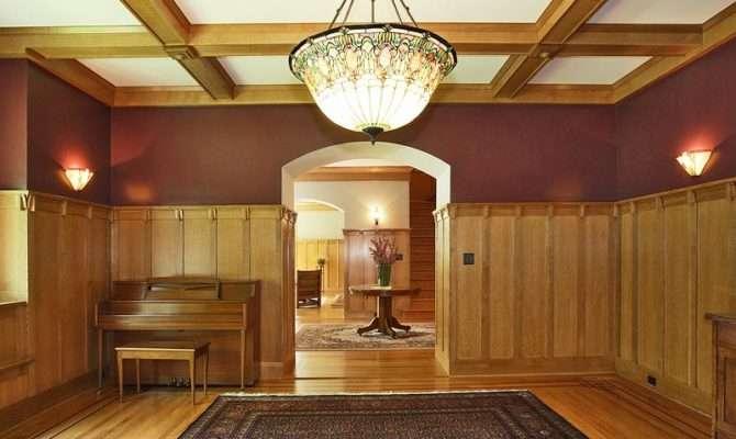 Craftsman Style Home Interiors