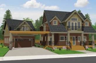 Craftsman Style Homeplans Find House Plans