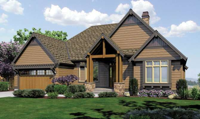 Craftsman Style House Plans Sweet