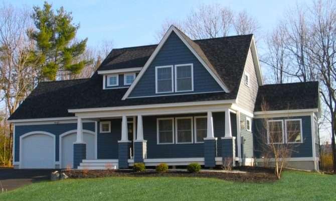 Craftsman Style Houses Idea House Design
