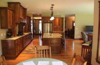 Craftsman Style Kitchen Home Decor Pinterest