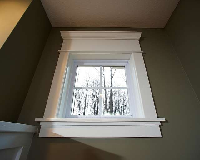 Craftsman Style Window Treatment Flickr Sharing