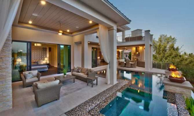 Create Perfect Outdoor Living Space Luxe