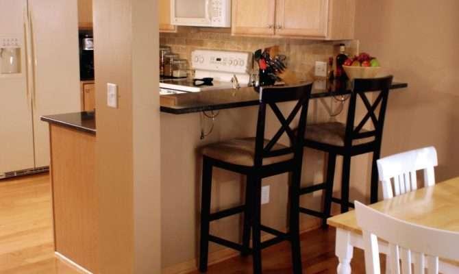 Create Raised Bar Your Kitchen Tos Diy