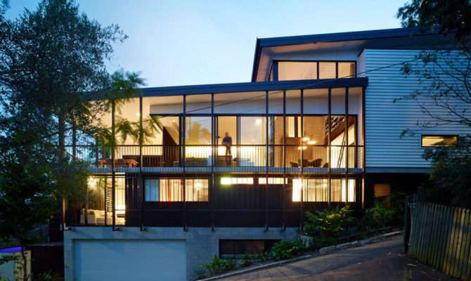 Creative Design Solutions Implemented Modern House