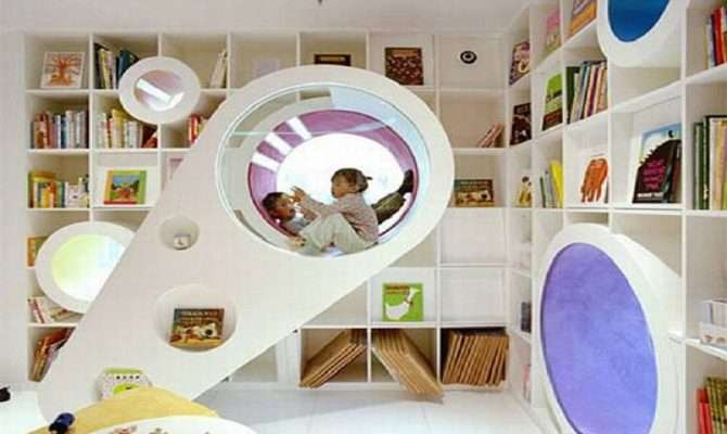 Creative Fun Kids Playroom Design Ideas Decor