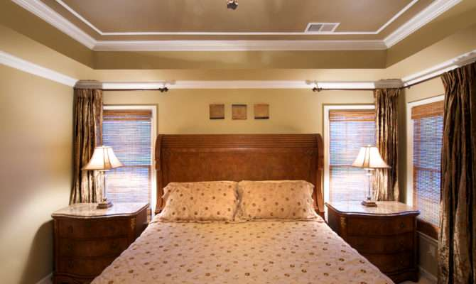 Creative Solutions Tray Ceilings Decorator Journey