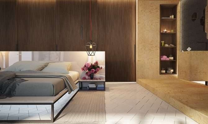 Creatively Designed Bedrooms Detail
