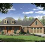 Creole Creek Country French Plan House Plans