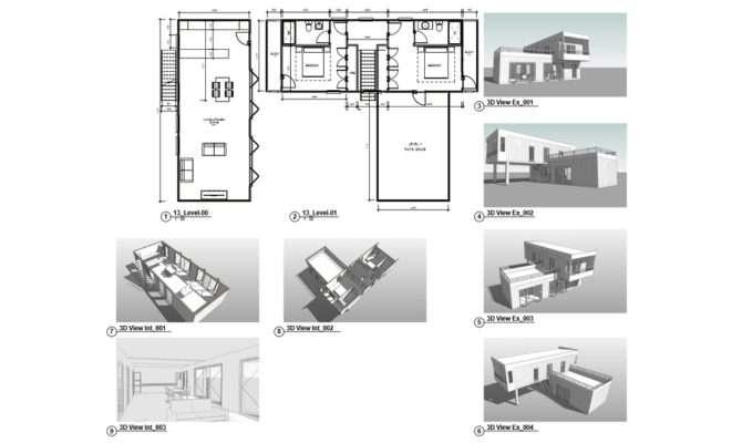 Custom Container Home Plans Eco Designer