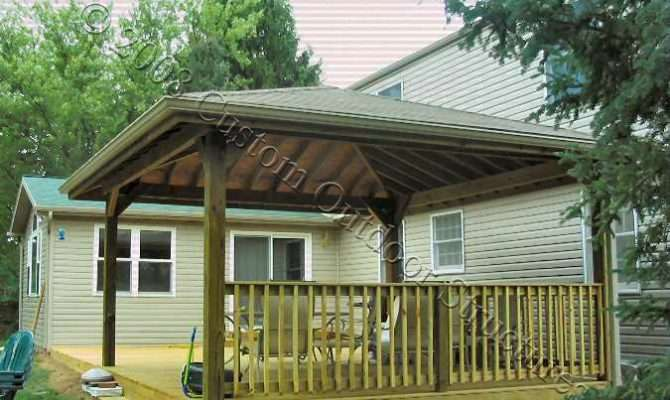 Custom Covered Structures Dayton Columbus Outdoor