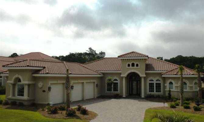 Custom Grande Dunes Carrell Group New Home Construction