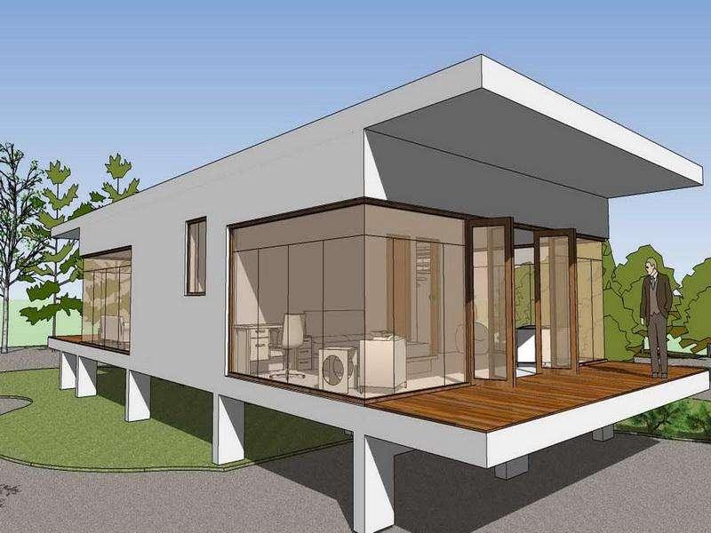 Custom Home Plans Homes Modern