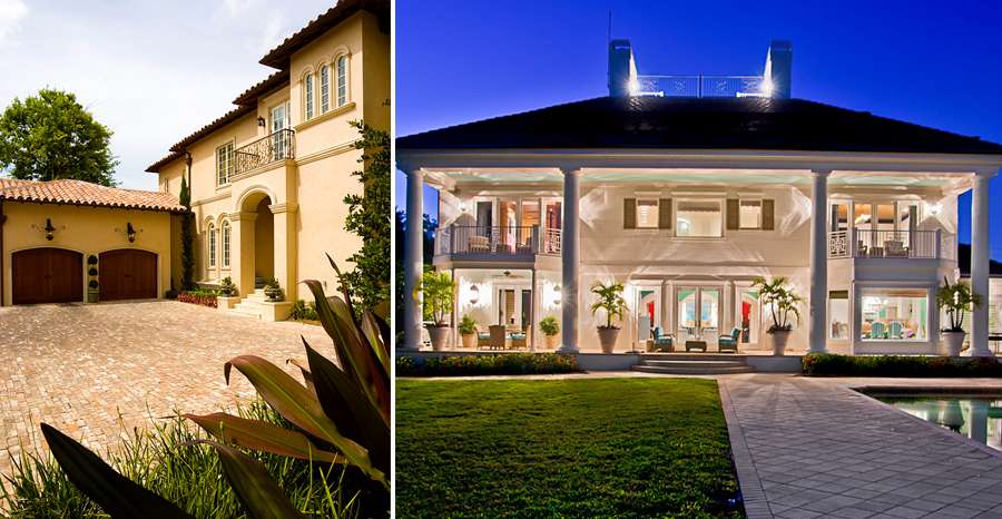 Custom Home Plans House Contact