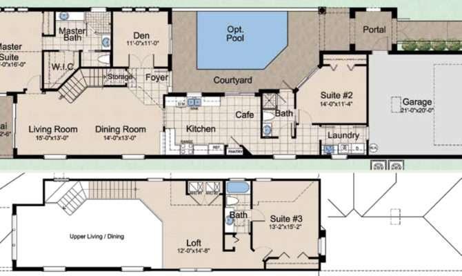Custom Home Plans Memphis Deco