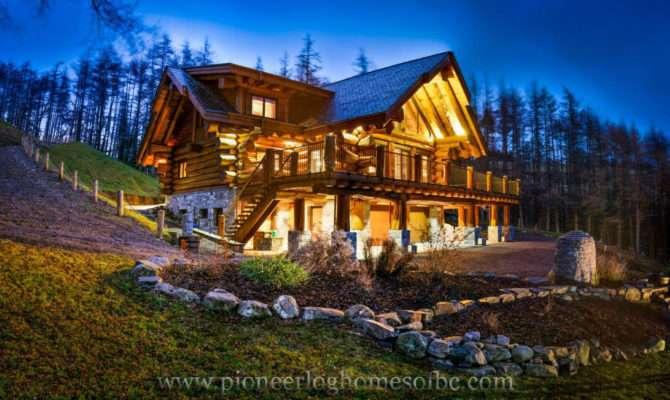 Custom Log Homes Canada