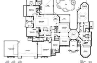 Custom Luxury Home Floor Plans Plan