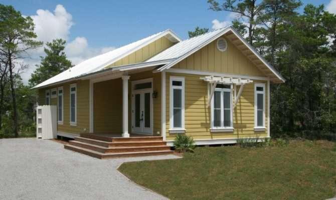 Custom Ranch Coastal Modular Home Design Nationwide