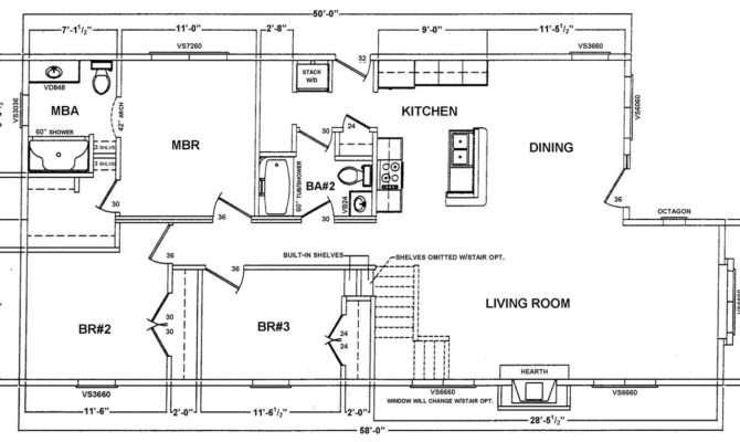 Custom Ranch Floor Plans Home