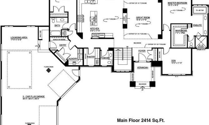 Custom Ranch House Plans Lovely Unique