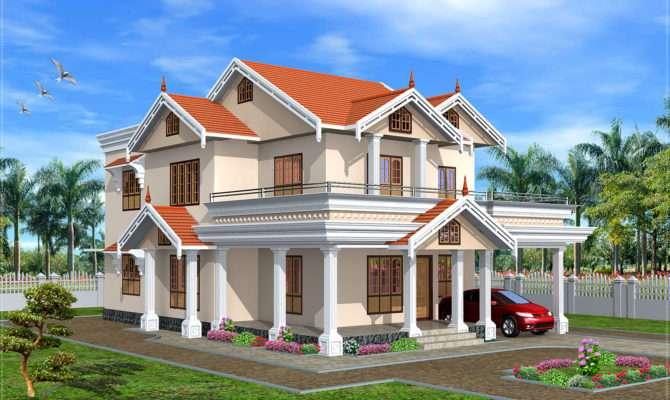 Cute Kerala Home Design Feet