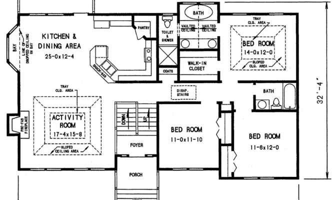 Dahlonega Bedrooms Baths House