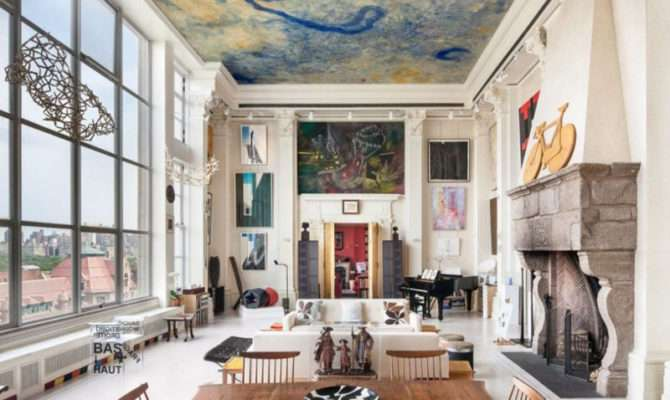 Daily Dream Home Stunning New York City Loft Sale