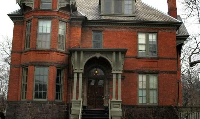 Daily Victorian Red Brick Queen Anne Hamilton Ontario