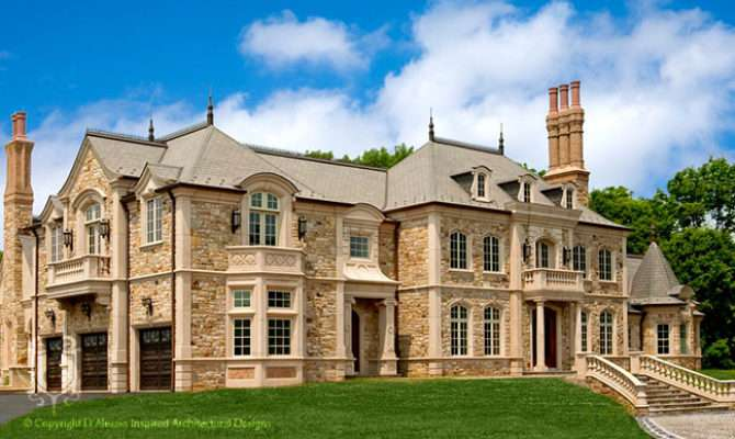 Dalessio Inspired Architectural Designs Custom Luxury