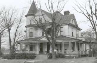 Dalton House Built Now Bib