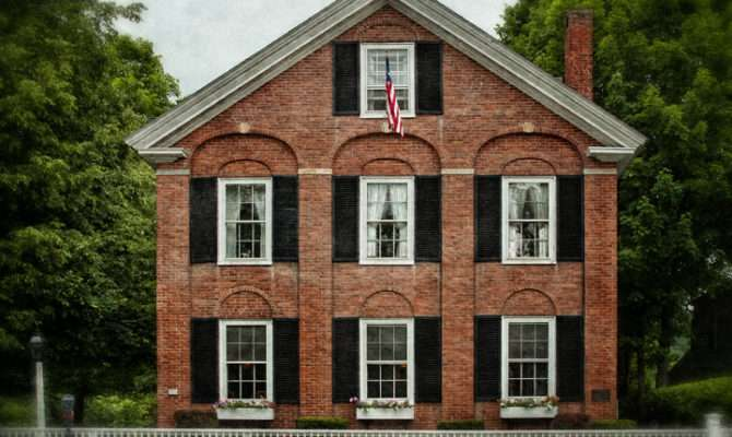 Dan Routh Photography Brick House Vermont