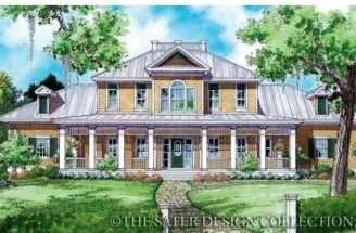 Dan Sater Design Beautiful House Waterfront Home