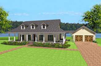 Dario Country Home Plan House Plans More