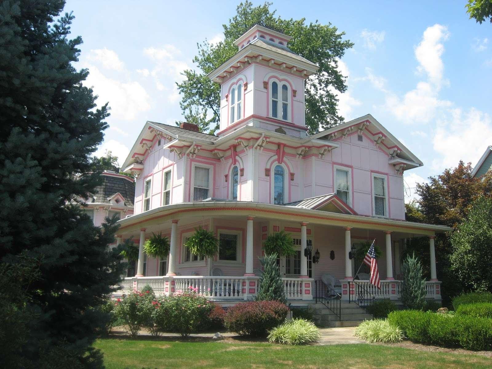 David Liggett House Wooster Photos Wikimedia