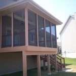 Deck Designs Screened Porch Louis Decks