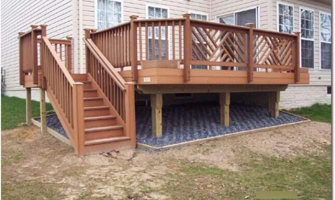 Deck Outdoor Living Ideas Patio Design