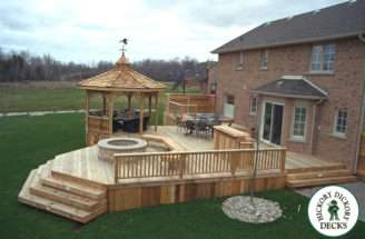 Deck Patio Design Ideas Xoutpost