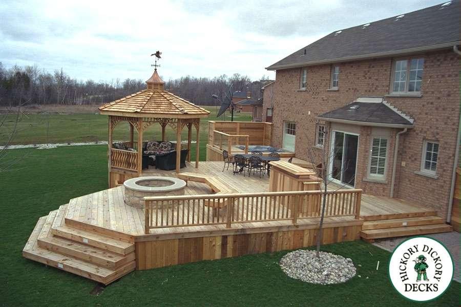 Deck Patio Design Ideas Xoutpost