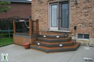 Deck Plan Small Single Level Works Great