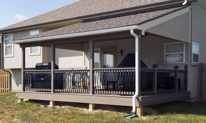 Decks Kansas City Deck Overland Park Olathe Shawnee