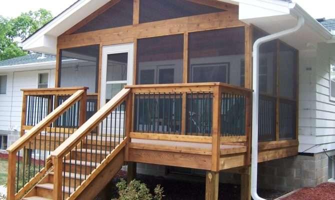 Decks Porches