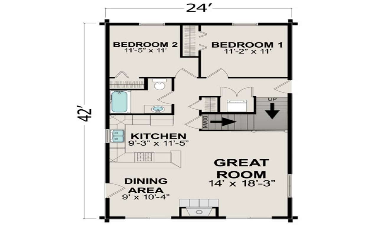 Decor Small House Plan Layout Floor Plans