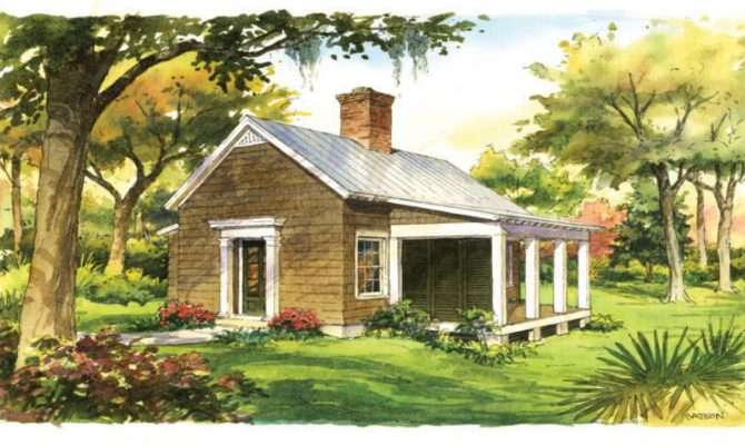 Decorating Small Porches Cottage House Plans