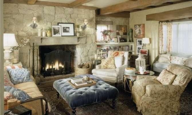 Decoration English Style Cottages Interior Design Decor Blog