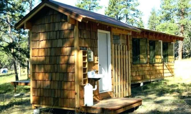 Decoration Out House Plans Outhouse Shed Modern