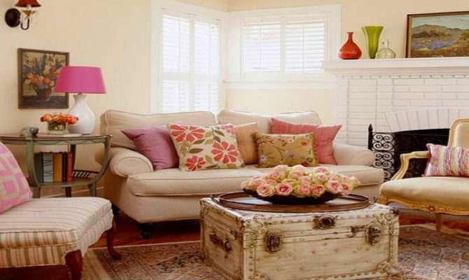Decoration Small Cottage Decorating Ideas