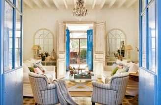 Decordemon Romantic Country House Classic Style